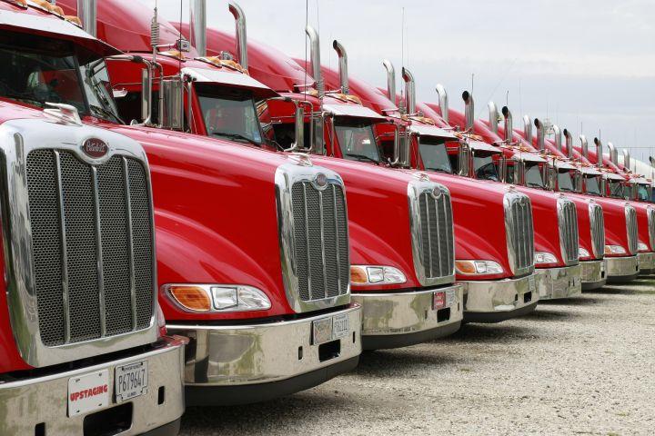Улучшение условий труда для водителей большегрузов