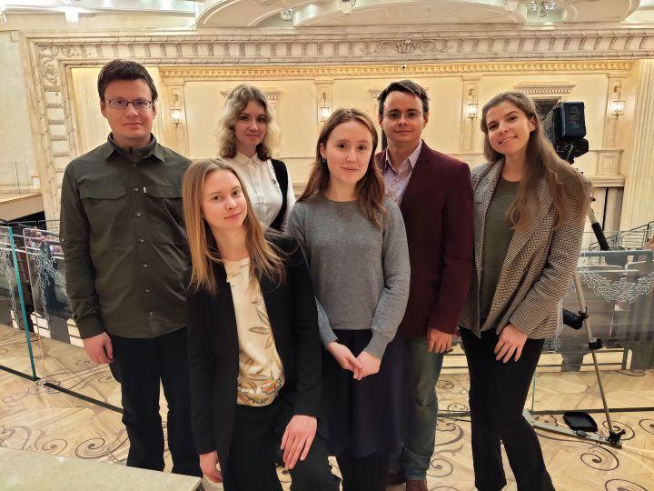 Московский офис готов к Новому году
