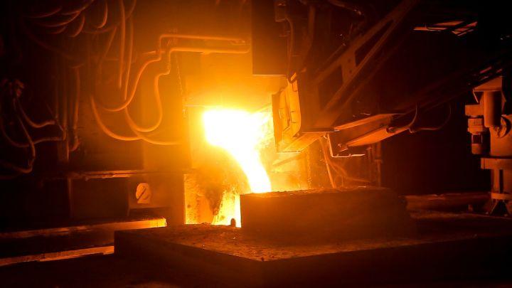 ЕС ввел пошлины российскую горячекатаную сталь