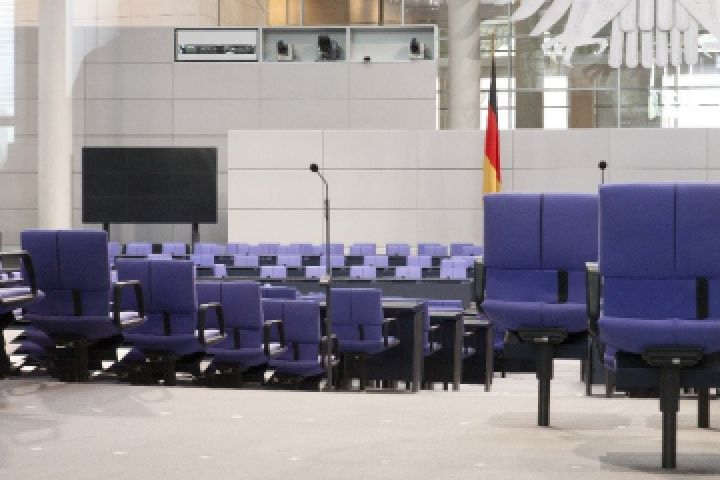 Бундестаг Германии одобрил законопроект