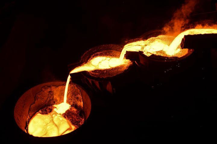 США ввели пошлины на стальную катанку из России