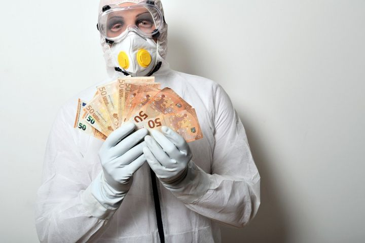 Правительство РФ запретило экспорт медицинских масок