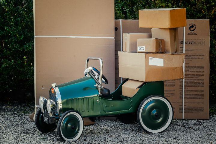 Как правильно заказать доставку товаров на иностранном интернет-сайте